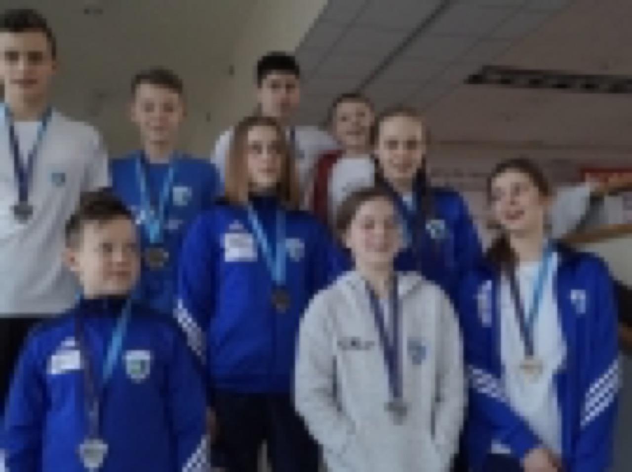 Pływacy: Wieliczka (25.02.2017)