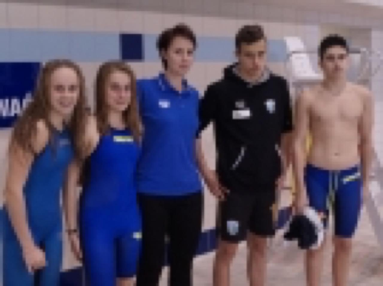 Pływacy: Oświęcim (11.11.2017)
