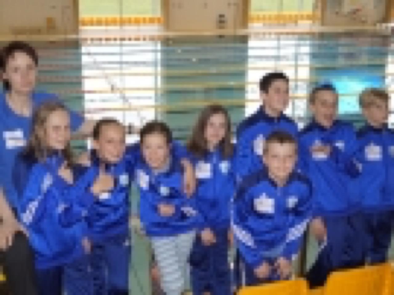 Pływacy: Gliwice (30.05.2015).